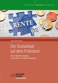 Heinz Jacobs (Hrsg.): Der Sozialstaat auf dem Prüfstand
